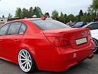 Спойлер сабля тюнинг BMW E60 стиль M5