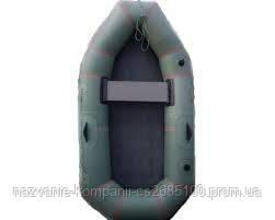 Надувная лодка резиновая 1 местная