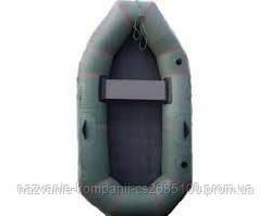 Надувная лодка Лисичанка 1 местная