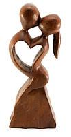 """Статуэтка """"Влюбленные"""" дерево (28,5х11,5х3,5 см)"""