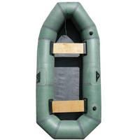 Лодка резиновая 2 местная 34 баллон (Увеличенный), фото 1