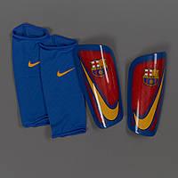 Щитки футбольные Nike FC Barcelona Mercurial Lite SP2090-633 (Оригинал)