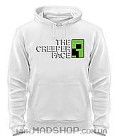 Толстовка Майнкрафт Minecraft CREEPER