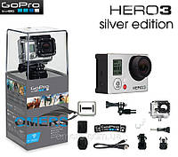 Камера GoPro HERO 3 Silver Edition