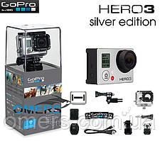 Камера GoPro HERO 3 Silver Edition