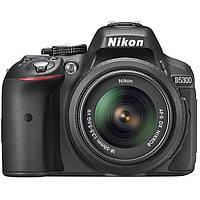 Зеркальный фотоаппарат Nikon D5300 kit (18-55mm VR)
