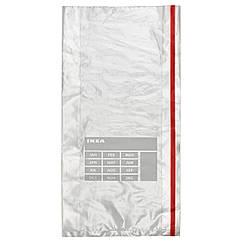 FÖRNYBAR Пакеты для заморозки, красный 502.775.00
