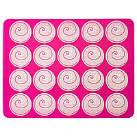 MÖNSTRAD Лист для выпечки, розовый