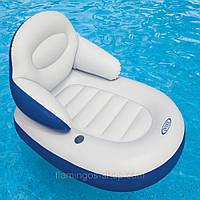 Пляжное надувное кресло Comfy Cool Lounge Intex 58864