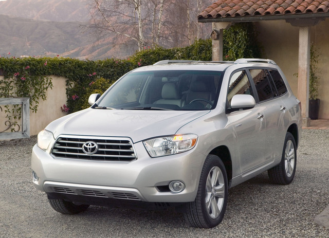 Toyota Highlander 2007-2010