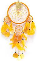 Ловец снов оранжевый (24х44 см)