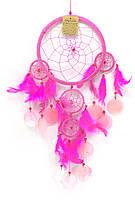 Ловец снов розовый (24х44 см)