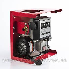 Мини заправка ДТ 220 В  (80л/мин)