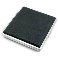 Портсигар черный(10х8,5х2 см)