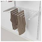 ALGOT Вешалка для брюк, белый 602.185.67, фото 2