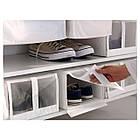 SKUBB Коробка для обуви, белый 901.863.91, фото 2