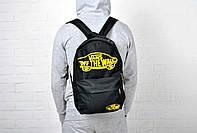 Модный мужской рюкзак найк ванс,Vans