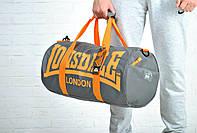 Спортивная сумка лонсдейл,Lonsdale оригинал