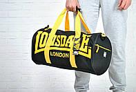 Модная сумка спортивная лонсдейл,Lonsdale оригинал