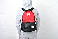 Яркий рюкзак молодежный нью баланс, new balance