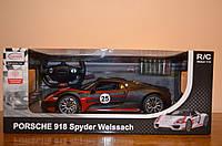 Машинка на радиоуправлении Rastar Porsche 918 Spyder Weissach, фото 1