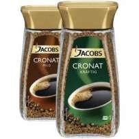 Jacobs Cronat растворимый кофе фото