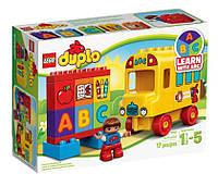Конструктор LEGO серия Duplo Мой первый автобус 10603