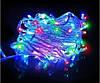 Новогодние электрические гирлянды 200 LED, 16 метров