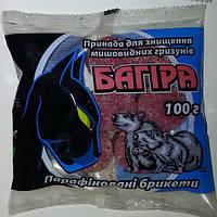 Багира приманка 100 гр. в форме парафиновых брикетов