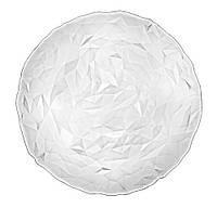 Блюдо кругле BormioliRocco Diamond прозорое d33 см скло (431250 BR)