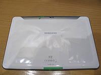 Samsung Galaxy Tab 10.1 P7500 задняя крышка белая