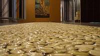 Массажный пол с галькой для  саун,бань,фитнес-залов