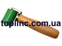 Ролик силиконовый для сварки аппаратами горячего воздуха - термофенами