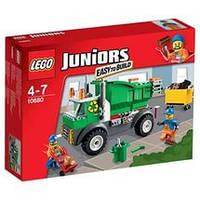 Конструктор LEGO серия Juniors Мусоровоз 10680