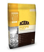 Acana PUPPY & JUNIOR (АКАНА Паппи энд Джуниор) - корм для щенков средних пород (цыпленок/рыба), 0.34кг