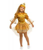 Детский маскарадный костюм золотой рыбки
