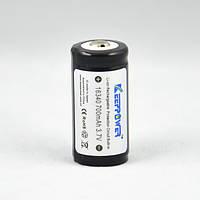 Аккумулятор Li-ion Keeppower 16340 (3.6v 700mAh)