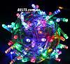 Новогодние светодиодные гирляндные гирлянды 400 LED, 32 метра