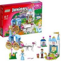 Конструктор LEGO серия  Juniors 10729 Карета Золушки