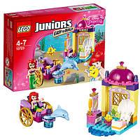 Конструктор LEGO серия Juniors Juniors Карета Ариэль 10723