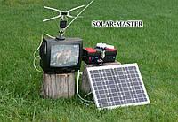 Солнечная туристическая электростанция S-30