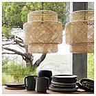 SINNERLIG Подвесной светильник, бамбук, фото 2