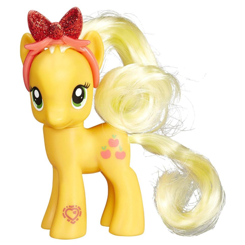 My Little Pony - фігурка  Applejack (EXPLORE EQUESTRIA, Май Литл Пони Эпл Джек )