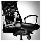 Кресло IKEA MARKUS черное Glose Robust черный 401.031.00, фото 2