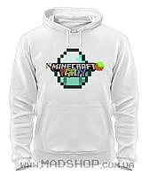Толстовка Майнкрафт Minecraft party
