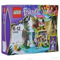 Конструктор LEGO серия Friends Спасение из ловушки в джунглях 41033