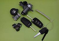 Audi - remote key 315Mhz, комплект замков и ключей, 8EO837220R