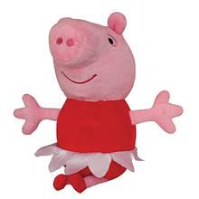 Мягкая игрушка «Peppa Pig» (25081) Пеппа балерина, 20 см