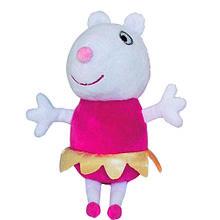 Мягкая игрушка «Peppa Pig» (25083) Сьюзи балерина, 20 см