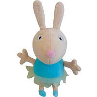 Мягкая игрушка «Peppa Pig» (25082) Ребекка балерина, 20 см